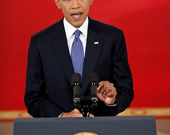 US President Barack Obama. Official White House Photo by Chuck Kennedy. Click for attribution information.